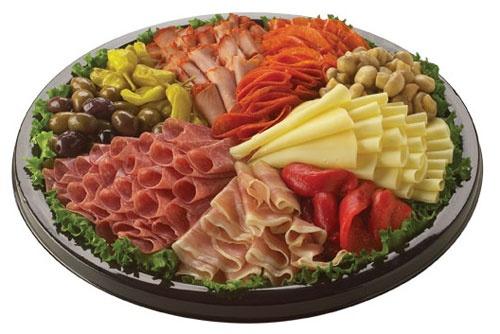 Fiesta Sampler Platter